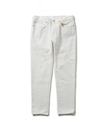UNITED ARROWS & SONS 1994 WHITE DENIM