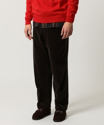 UNITED ARROWS & SONS CORD STRAIGHT PANTS