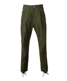UNITED ARROWS & SONS RIPSTOP 抗撕裂布材質CARGO工作褲