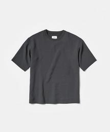 <UNITED ARROWS & SONS by DAISUKE OBANA> PE CREW SSL TEE 垂肩袖圓領半袖T恤