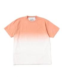 UNITED ARROWS & SONS SAKURA/G S/SL C/N 圓領短袖T恤
