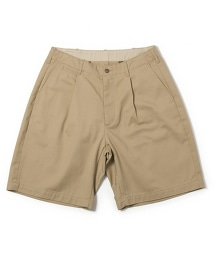 UNITED ARROWS & SONS WIDE CHINO SHORTS 寬版CHINO短褲