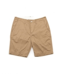 UNITED ARROWS & SONS T/C W/P NOP SHORTS 素色短褲