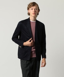 UNITED ARROWS & SONS FAKE SUEDE TOMMY BLAZER