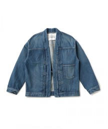 UNITED ARROWS & SONS TOMMY DENIM JACKET TOMMY丹寧外套