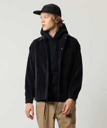 UNITED ARROWS & SONS CORD COACH JACKET