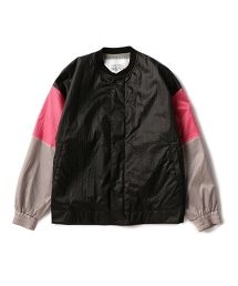 UNITED ARROWS & SONS1990 NYLON JACKET 拉鏈尼龍外套