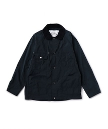 UNITED ARROWS & SONS RIPSTOP RND COVERALLS 工裝外套