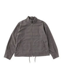 UNITED ARROWS & SONS TR CHECK SWING TOP