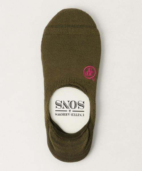 UNITED ARROWS & SONS UNCLE SOCKS 踝襪