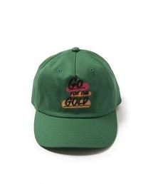 <UNITED ARROWS & SONS × BARON VON FANCY> CAP 聯名棒球帽