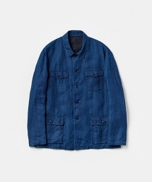 NIGOLD by UNITED ARROWS INDIGO/LI CHN JACKET 靛藍色西裝外套