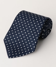 NIGOLD by UNITED ARROWS WIDE DOT TIE