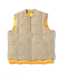 HUMAN MADE REV DOWN VEST■■■ 羽絨背心