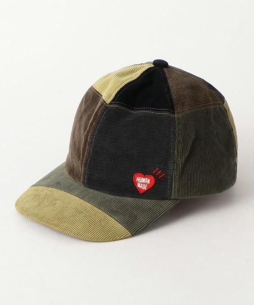 HUMAN MADE PATCHWORK CAP■■■ 拼布棒球帽