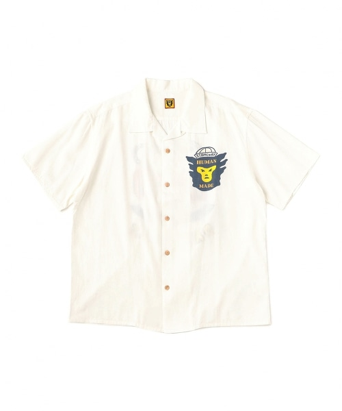 HUMAN MADE YOKOSUKA SHIRT ACHR 襯衫■■■