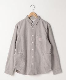 SMITH特別訂製長袖工裝襯衫18SS