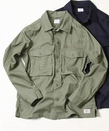 SMITH特別訂製軍裝風襯衫