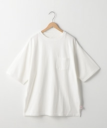 USA棉寬版復染T恤