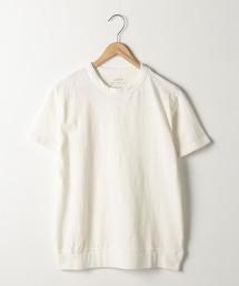 竹節棉接片套染T恤