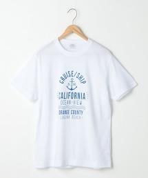 海軍風印花T恤