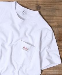 【極受女性歡迎】SMITH特別訂製口袋T恤