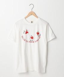 小熊ACTIVE 印刷T恤