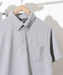 【機能材質】抗UV扣領polo衫