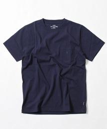 美國棉貼袋圓領T恤 2018春夏