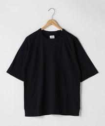 竹節三角接片短袖T恤