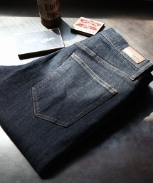 SMITH特別訂製 5口袋彈性丹寧褲