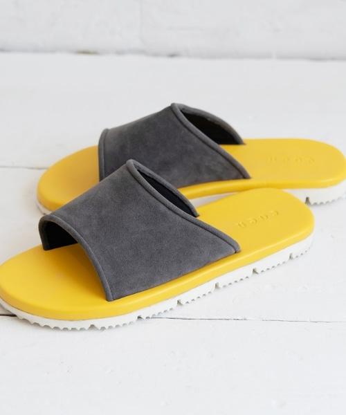 仿麂皮 浴室拖鞋