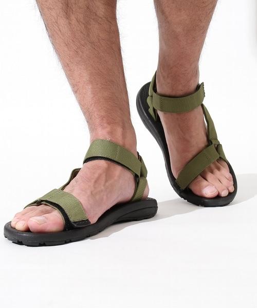 魔鬼氈運動涼鞋