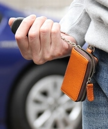義大利皮革汽車鑰匙包