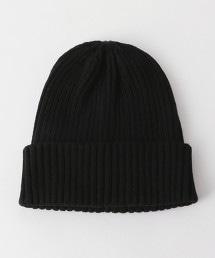 棉質羅紋針織毛帽