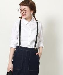 【2WAY】法國亞麻襯衫
