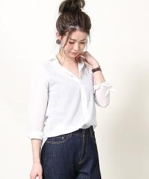 【『Liniere』6月號刊載】高捻棉標準領襯衫