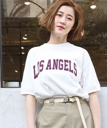 USA棉牛角袖(Raglan Sleeves)LOGOT恤
