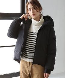 連帽短版羽絨外套(羽絨衣/羽絨大衣/長大衣/夾克)