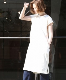 USA棉連身裙