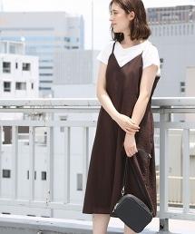 水洗聚酯纖維迷嬉洋裝