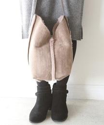 環保羊絨包包(托特包)