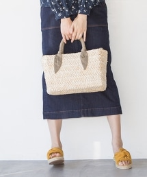 【『Liniere』6月號刊載】藤編托特包