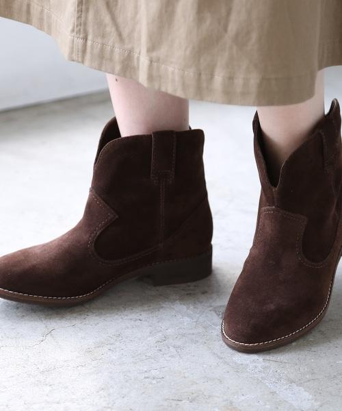 【2018FW新品】西部短靴