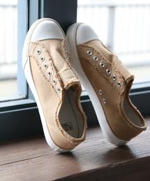 【2018春夏 新色登場・亦有人氣復刻色款】帆布懶人鞋(運動鞋)