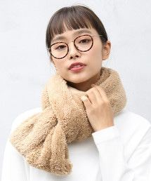 【昨年大人気】FLEECE布圍巾