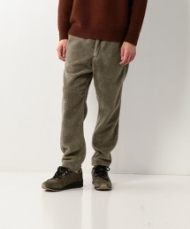 <Steven Alan> BOA WIDE TAPERED TRIP-J/刷毛錐形褲