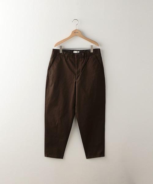 <Steven Alan>WEAPON PEGTOP PANTS-JUST/長褲