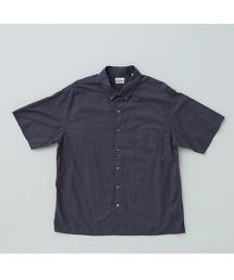 <Steven Alan> C/S CHECK BOX SINGLE NEEDLE-BOLD/襯衫