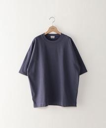 <Steven Alan> HI-DENS CN 5SL BOLD/半袖T恤